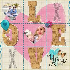 Love You - The Digichick Gallery