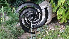 Wie man dieses Windrad in kurzer Zeit mit wenig Material selbst baut, findest du auf elkos-prints.de/windrad-1 Garden Hose, Material, Prints, Outdoor, 3d Printer, Printing, Projects, Outdoors, Outdoor Games