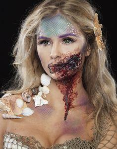 Hooked mermaid