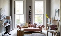 I LOVE EVERYTHING!! contemporary shabby chic in Brooklyn | Daily Dream Decor