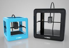 M3D Officially Launches New 3D Printer Product Line #3DPrinting