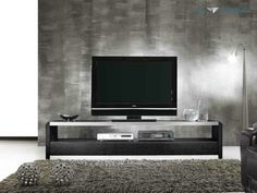 Minimalist TV Stands In Trendy Living Room Interiors
