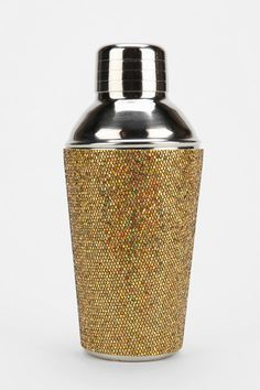 Glitter Cocktail Shaker #urbanoutfitters wowzzers that is pretty