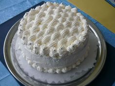 Torta čierno - biela - Recept pre každého kuchára, množstvo receptov pre pečenie a varenie. Recepty pre chutný život. Slovenské jedlá a medzinárodná kuchyňa