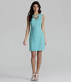 Gianni Bini Jade Crepe Dress #Dillards