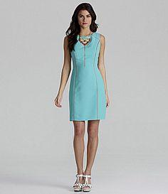Gianni Bini Jade Crepe Dress #Dillards