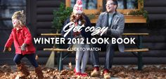 'Get Cozy' Minnetonka Winter 2012 Look Book