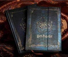 Harry Potter Vintage Notebook