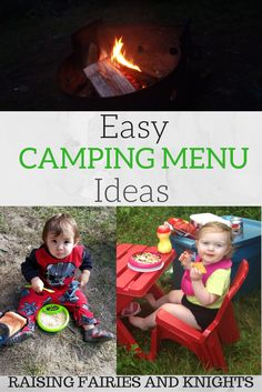 EASY CAMPING MENU ID