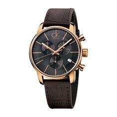 Reloj Calvin Klein City Chrono - Guvier