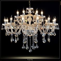 Yellow Chandelier Touch Of Yellow In Your Home Decor Pinterest - Yellow chandelier crystals