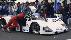 201T - Mazda 767B - Mazdaspeed Co Ltd.  Le Mans 24 Hours 1990