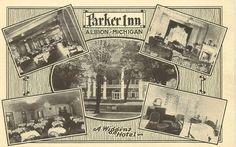 The Parker Inn.