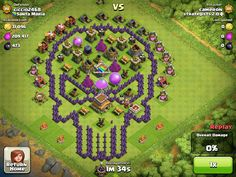 Perfect Map for Clash of Clans Download - Perfect Map for Clash of ...