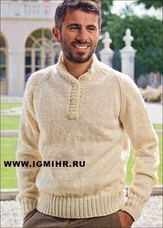 suéter clásico 100 % lana
