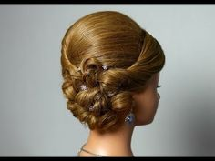 Superb 1000 Images About Wedding Hairstyles On Pinterest Wedding Hairstyles For Women Draintrainus