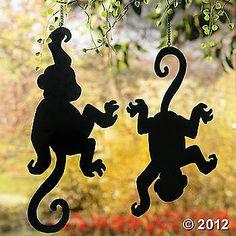 Monkey silhouette                                                       …