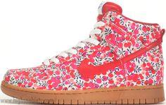 Liberty of London Nike Dunks!