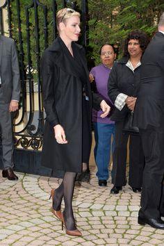 Princess Charlene of Monaco..