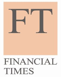 Financial Times Logo Lets work from home with easy....