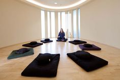 The Anderson Center offers the calming space of a Wellspring meditation center, which is open to all who desire a quiet space for reflection or prayer.