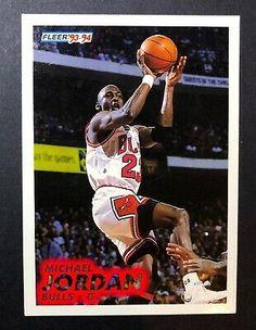 1993 Fleer Michael Jordan Basketball Card for sale online Sports Basketball, Basketball Cards, Basketball Players, Michael Jordan Basketball, Jordan 23, Nba Playoffs, Chicago Bulls, Trinidad And Tobago, Air Jordans