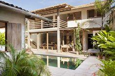 Tropisch genieten in het Braziliaanse Casa Lola