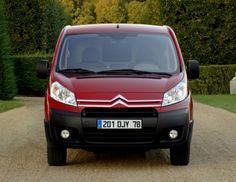 Citroën Jumpy Van Long '2007–12
