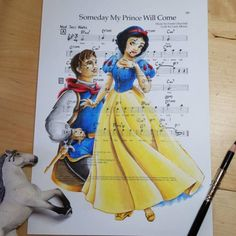 Someday My Prince Will Come - Ursula Doughty