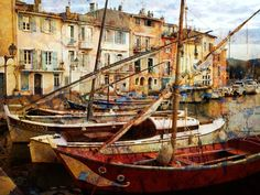 The Old Fishing Port of Martigues