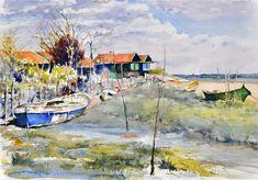 Gilles Durand La Teste de Buch, Bassin d'Arcachon
