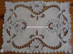 Advanced Embroidery Designs - Cutwork Lace Rose Corner - Google Search - Google Search