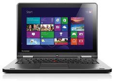 Lenovo - 20C0001CUS - Lenovo ThinkPad S1 Yoga20C0001CUS Ultrabook/Tablet - 12.5 - In-plane Switching (IPS) Technology - Intel Core i5 i5-4300U 1.90 GHz - 8 GB RAM - 500 GB HDD - Windows 8.1 64-bit - Convertible - 1366 x 768 Multi-touch Screen Display