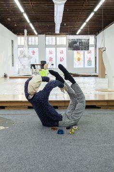 Ei Arakawa (& Nora Schultz) at Reena Spaulings