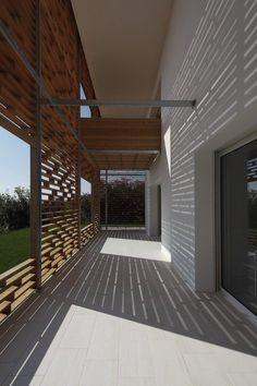 Casa a Morchiuso, Genoa, 2011 - Studio di architettura Marco Castelletti, Patrizia Viganò