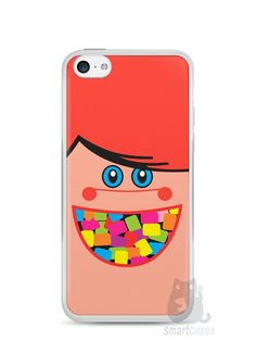 Capa Iphone 5C Chicletes Mini - SmartCases - Acessórios para celulares e tablets :)