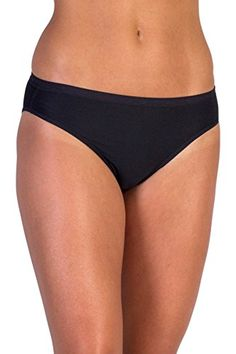 ExOfficio Womens GiveNGo Bikini Brief Medium Black    Visit the image link  more details. 5bfeb75d9