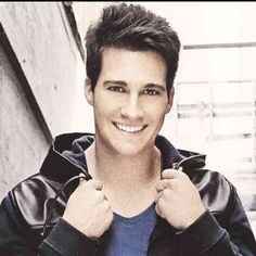 James Maslow from Big Time Rush.