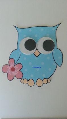 Wobbly Eyed Owl