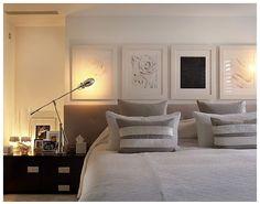 Kelly Hoppen bedroom .. love her work