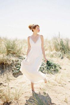brides of adelaide magazine beach wedding dress brides fashion summer