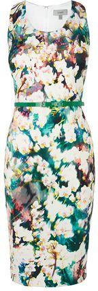 Coast Tessy Print Dress £95 #dressesforhourglassfigure