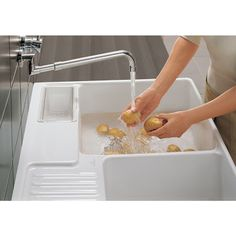 Villeroy U0026 Boch Flavia 60 1.5 Bowl White Ceramic Kitchen Sink U0026 Waste    Villeroy U0026 Boch From TAPS UK | Küche | Pinterest | Ceramic Kitchen Sinks,  ...