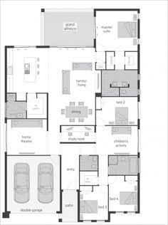Oasis Two - Floor plan