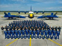 Blue Angels Go Navy...