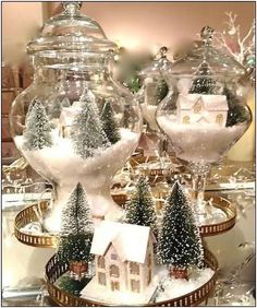 127 festive christmas table decorations to brighten up your feast page 1 | Homydepot.com