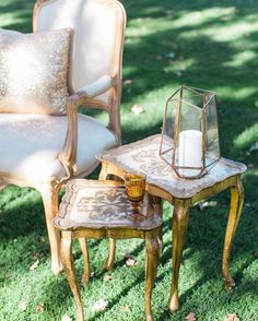 A little boho a touch of glam always vintage with a hint of modern  juxtapositions are my favorite  details from a sweet lounge for an outdoor wedding a few months back  thanks to the amazing team that brought this day together!  Photographer | @katiewhitephotog  Venue | Commodore Park Lake Wildwood Wedding Planner | @joy_of_life_events Catering | @farmtotablecatering Vintage Rentals  Styling | @tinrooffarmhouse  Florist | @thepollenmill  DJ | @riptidedjderik Hair | Minh Le Makeup | Melissa…