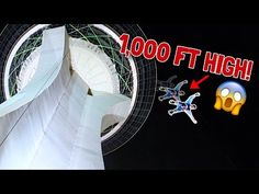 HIGHEST JUMP OF MY LIFE!! (109 FLOORS) - YouTube