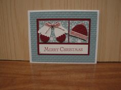 Two Mittens for the Road by Thomasedward - Cards and Paper Crafts at Splitcoaststampers