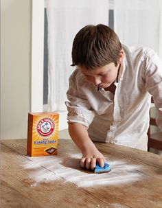 Great cleaning Tips for Kids in the Kitchen!  If they cook, they can clean!